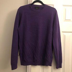 Massimo Dutti wool/cashmere blend sweater